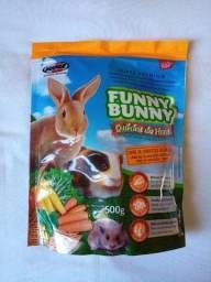 Título do anúncio: Ração Funny Bunny 500g