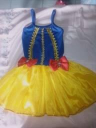Vestido infantil para menina até 2 anos