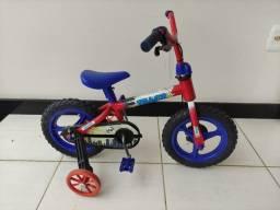 Título do anúncio: Bike aro 12 infantil