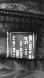 Título do anúncio: Jaqueta de couro Argentina