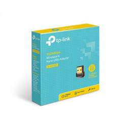 Adaptador Wireless Usb Tp-Link Wn725n 150mbps Nano - Loja Natan Abreu