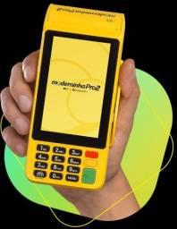 Máquina de cartão minizinha pro 2