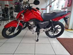 Moto Honda Fan 160 Financiada Entrada: 1.000 Autônomo e Assalariado!!!