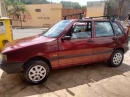 Título do anúncio: Fiat Uno 94 modelo 95