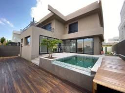 Título do anúncio: Casa de Condomínio para venda em Loteamento Parque dos Alecrins de 312.00m² com 4 Quartos,