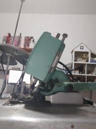 Overloque máquina de costura