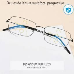 Oculos de Leitura Bordo Progressivo Inteligente