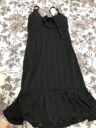 Título do anúncio: Vestido preto estilo tubinho