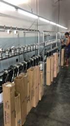 Máquina de elástico 10 bicos usada 16 mil