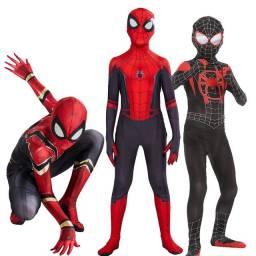 Fantasias do Homem Aranha Infantil