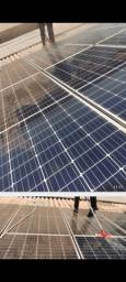 Título do anúncio: Lavagem de placas solar
