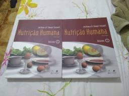 Título do anúncio: Livro nutrição
