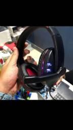 Título do anúncio: Headphone gamer PC/PS4 e outros