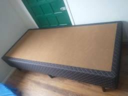 Título do anúncio: Base de cama de solteiro box semi-novo