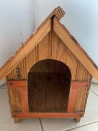 Título do anúncio: Vendo casinha pra cachorro porte pequeno