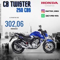 CB Twister 250 CBS