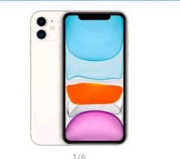 iPhone 11 64gb Branco Lacrado + Nota fiscal