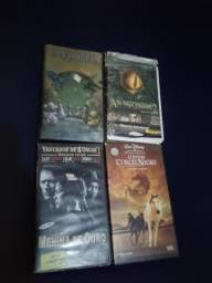 Título do anúncio: Coleção Fitas Cassete e VHS