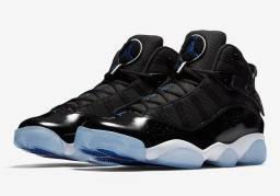 Título do anúncio: Tênis Air Jordan 6 Rings #40