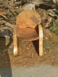 Título do anúncio: cadeira/ poltrona rústica