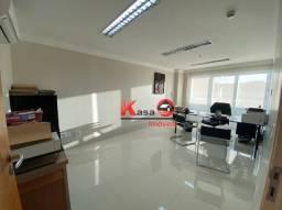 Título do anúncio: Sala comercial à venda, 60 m² por R$ 515.000 - Centro - Santos/SP