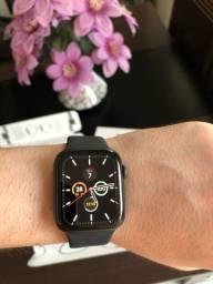 Título do anúncio: Apple Watch SE Novo com nota e 7 meses de garantia