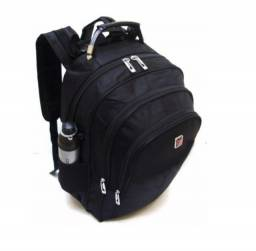 """Mochila Bolsa Escolar - Resistente com compartimento Notebook 16"""" -   ultimas unidade!"""