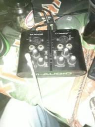 Interface M-Audio Mtrack plus
