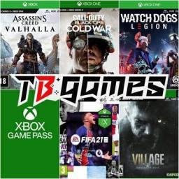 Promoção Jogos para Xbox One