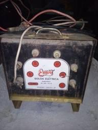 Título do anúncio: Máquina de solda rmeq monofásica 110 220
