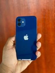 Título do anúncio: iPhone 12 AZUL 64GB MEMÓRIA
