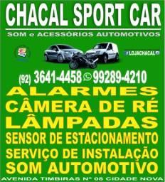 Título do anúncio: Alarmes / Câmera de Ré / Som Automotivo (produtos e serviços)