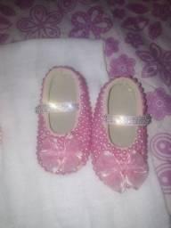 Dois pares de sapatinhos