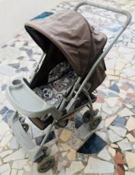 Título do anúncio: Carrinho de bebê Milano Reversível II berço-passeio (2 em 1)