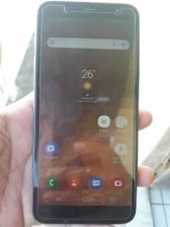 Título do anúncio: Samsung Galaxy j6 lilás
