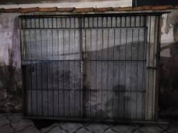 Título do anúncio: Portão de ferro grande corre