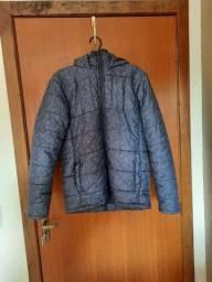 Título do anúncio: Jaqueta acolchoada azul