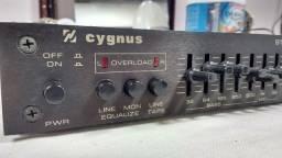 equalizador cygnus conservado
