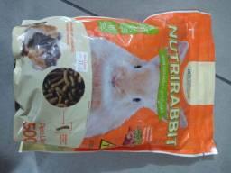 Comida para coelhos e porquinhos da índia em promoção!