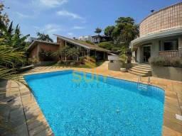 Título do anúncio: SPII 4d (3sts) Casa MOBILIADA, lareira, piscina, anexos gourmet/multiuso!