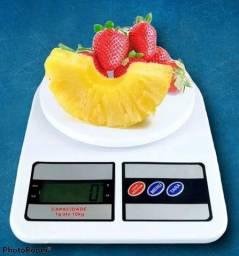 Balança de cozinha digital completa grande promoção