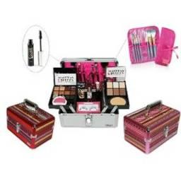Maleta +kit Maquiagem Completo Ruby Rose