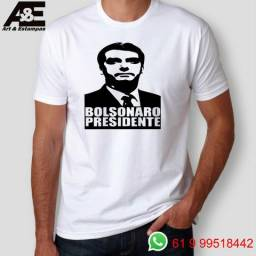 Camisetas Bolsonaro 13 10 Entrada do mané Garrincha   Roger waters 663e0eeaf87b5