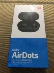 Airdots Xiaomi fone de ouvido Bluetooth 5.0