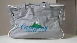 Bolsa térmica de praia ou passeio impermeável e flexível
