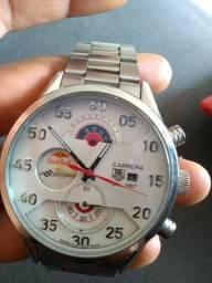 TAG heuer carreira troco por outro relógio do meu interesse ou por correntinha d ouro