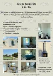 Ótima casa para temporada em Penha (próxima do Beto Carrero e Praia)