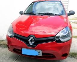 Renault Clio 2p 2014 com Ar - 2014