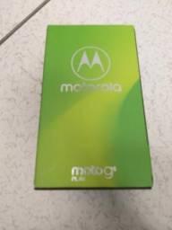 Motorola moto g6 play 32gb camera 13mp selfie 8mp + flash tela 5.7 sem detalhes