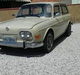 Volkswagen variant 1971 frente alta